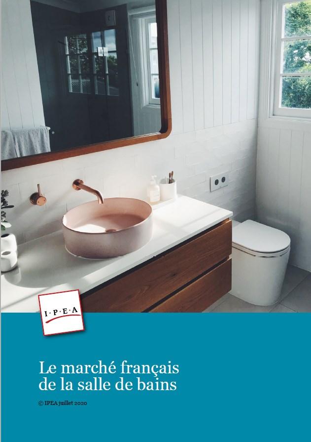 Le marché français de la salle de bains
