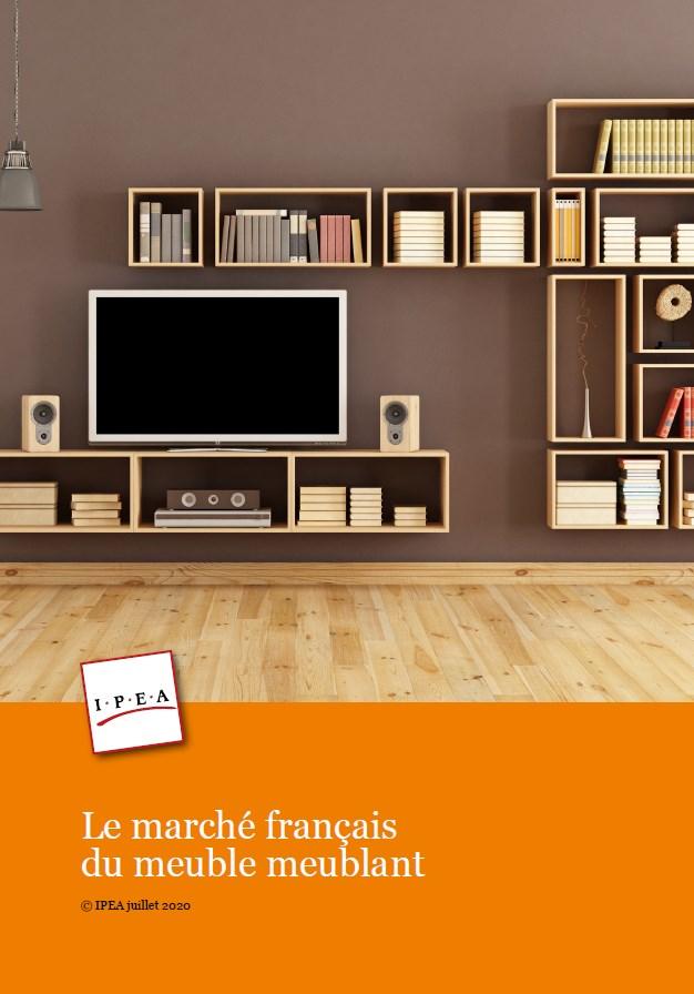 Le marché français du meuble meublant